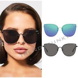 🔥NEW! QUAY Lexi Cat Eye Sunglasses - ALL COLORS